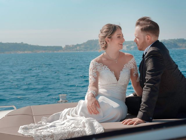 Le nozze di Tina e Salvatore