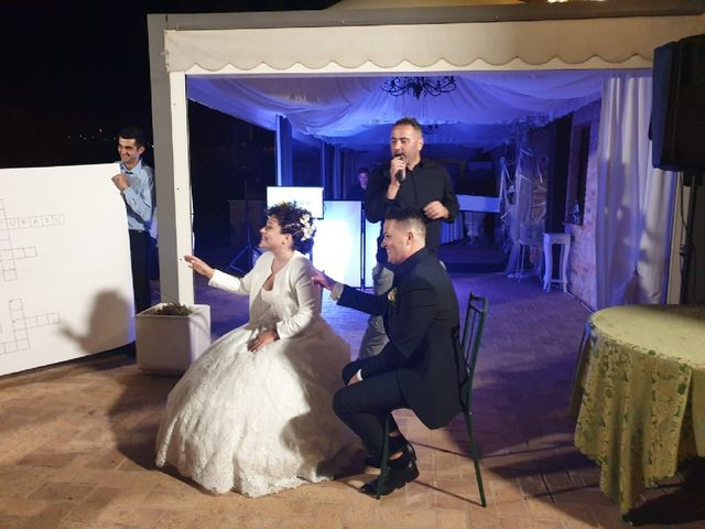 Le nozze di Desi e Matteo