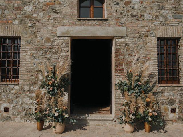 Il matrimonio di Giorgio e Olga a Castiglione d'Orcia, Siena 25
