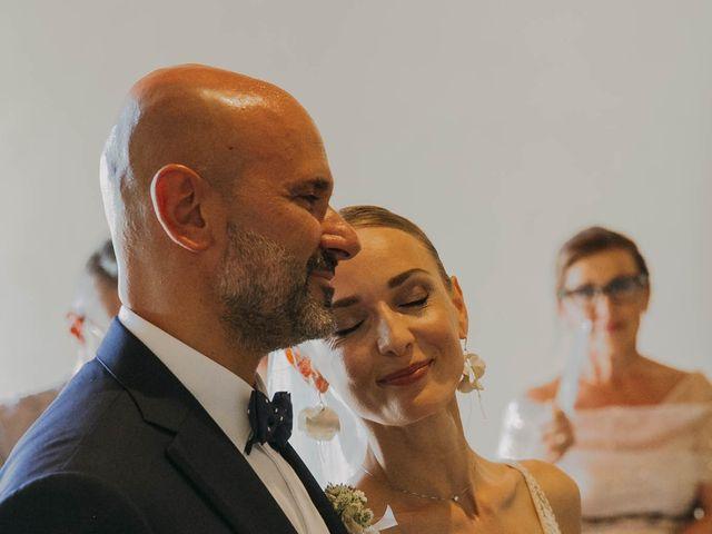 Il matrimonio di Giorgio e Olga a Castiglione d'Orcia, Siena 32