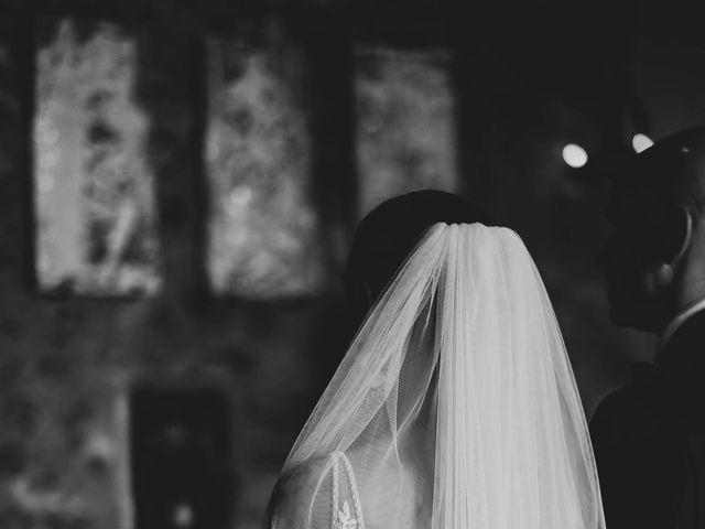 Il matrimonio di Giorgio e Olga a Castiglione d'Orcia, Siena 37
