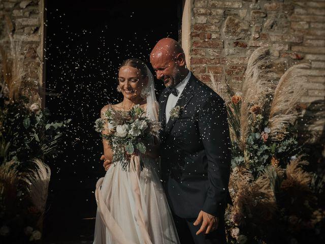Il matrimonio di Giorgio e Olga a Castiglione d'Orcia, Siena 38
