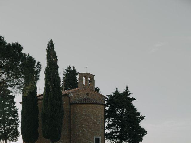 Il matrimonio di Giorgio e Olga a Castiglione d'Orcia, Siena 40
