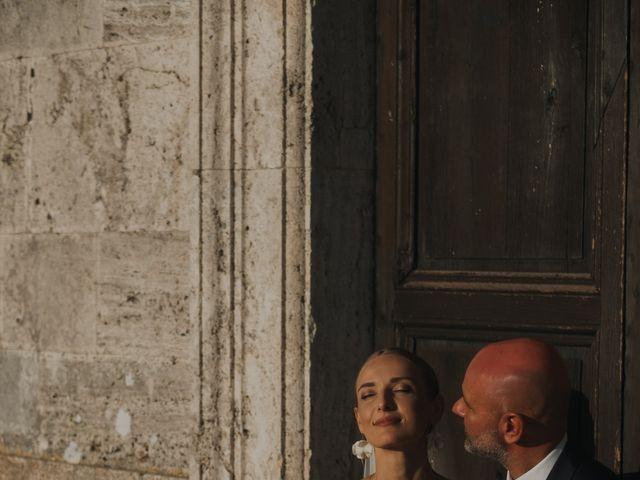 Il matrimonio di Giorgio e Olga a Castiglione d'Orcia, Siena 46