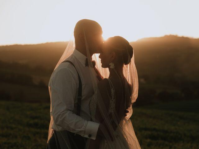 Le nozze di Olga e Giorgio