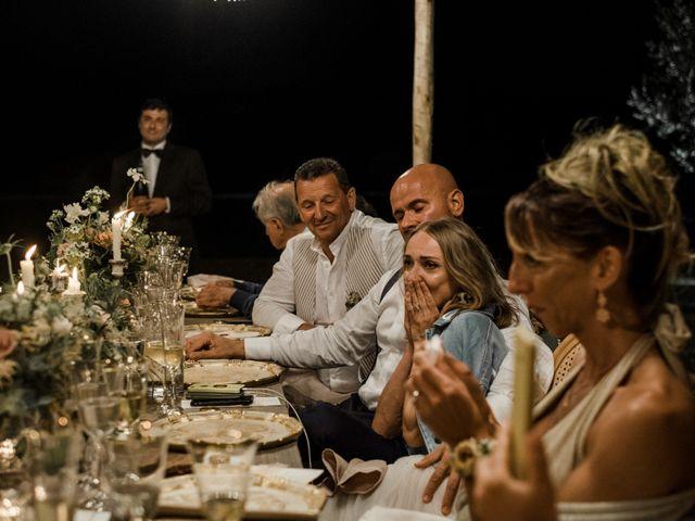 Il matrimonio di Giorgio e Olga a Castiglione d'Orcia, Siena 80