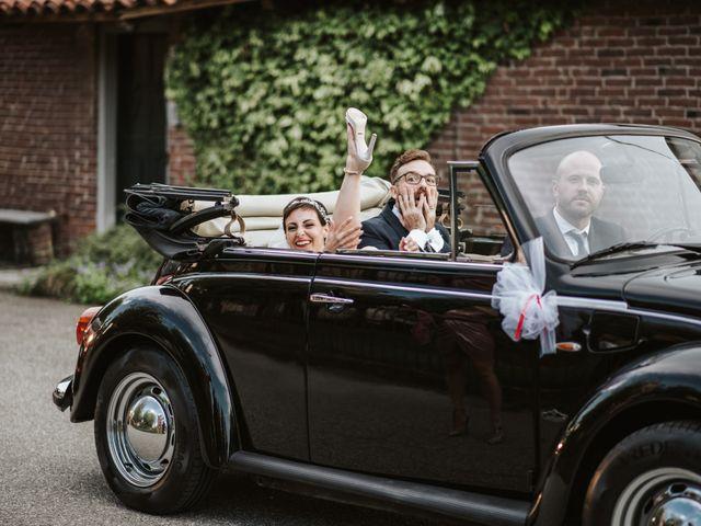 Il matrimonio di Fabrizio e Valentina a Torino, Torino 3