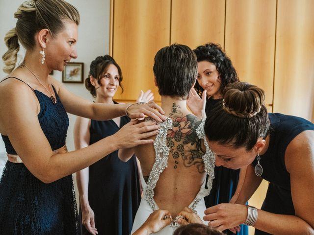 Il matrimonio di Fabrizio e Valentina a Torino, Torino 20