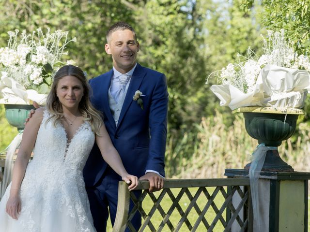 Il matrimonio di Marco e Carlotta a Mogliano Veneto, Treviso 33