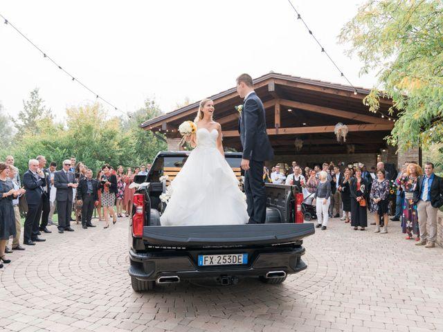 Il matrimonio di Stefano e Alessandra a Castel San Pietro Terme, Bologna 18