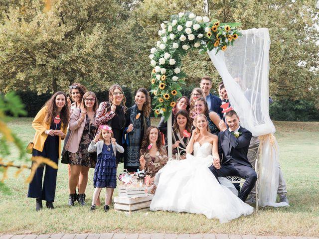 Il matrimonio di Stefano e Alessandra a Castel San Pietro Terme, Bologna 19