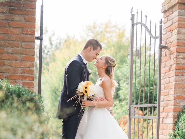 Il matrimonio di Stefano e Alessandra a Castel San Pietro Terme, Bologna 25
