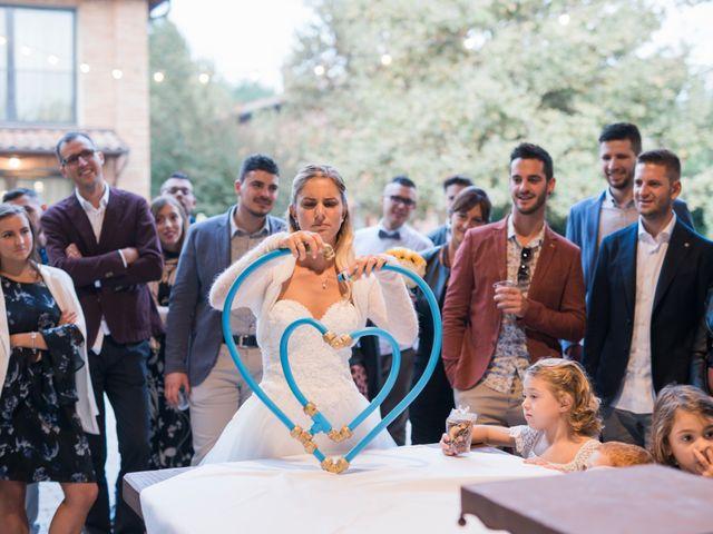 Il matrimonio di Stefano e Alessandra a Castel San Pietro Terme, Bologna 42