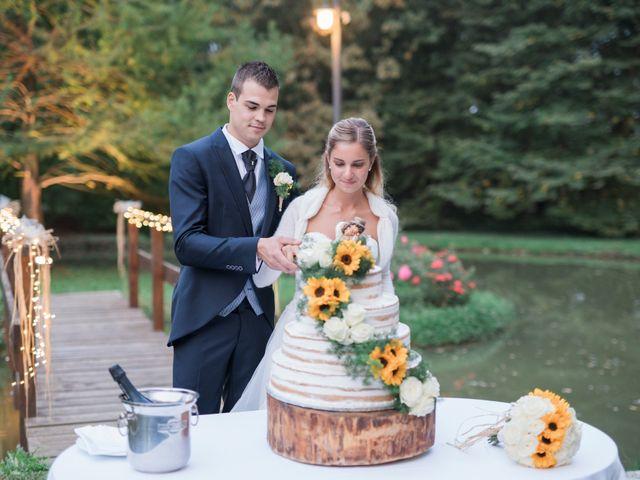 Il matrimonio di Stefano e Alessandra a Castel San Pietro Terme, Bologna 47