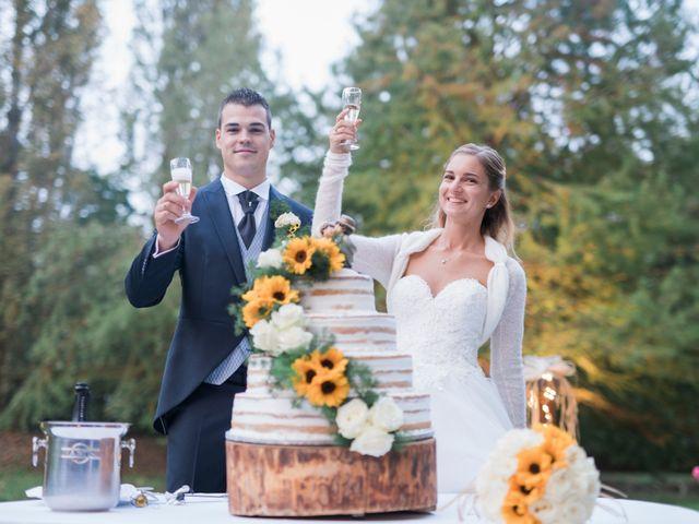 Il matrimonio di Stefano e Alessandra a Castel San Pietro Terme, Bologna 49