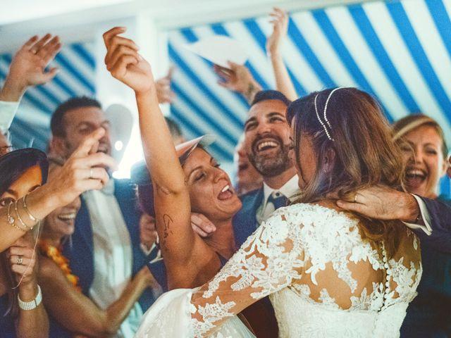 Il matrimonio di Tommaso e Caterina a Viareggio, Lucca 2