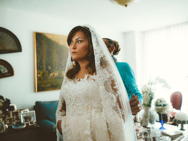 Il matrimonio di Tommaso e Caterina a Viareggio, Lucca 6