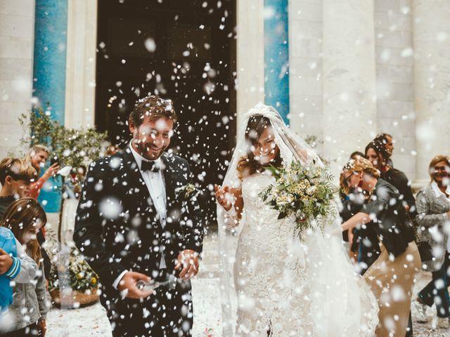 Il matrimonio di Tommaso e Caterina a Viareggio, Lucca 12