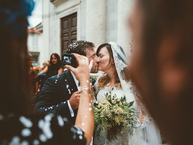 Il matrimonio di Tommaso e Caterina a Viareggio, Lucca 13