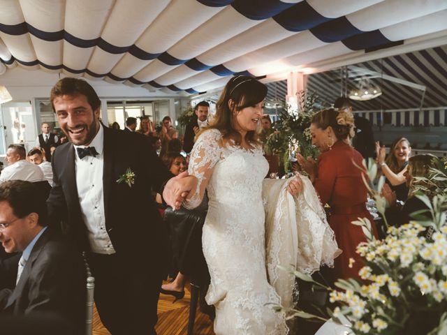 Il matrimonio di Tommaso e Caterina a Viareggio, Lucca 34