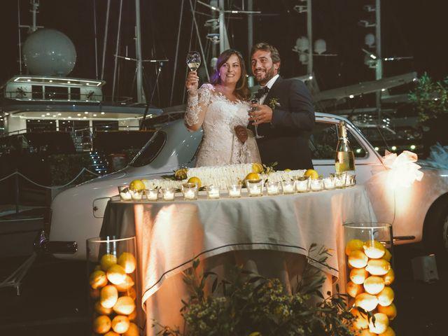 Il matrimonio di Tommaso e Caterina a Viareggio, Lucca 38