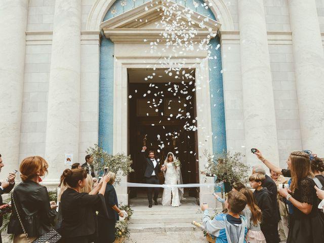 Il matrimonio di Tommaso e Caterina a Viareggio, Lucca 49