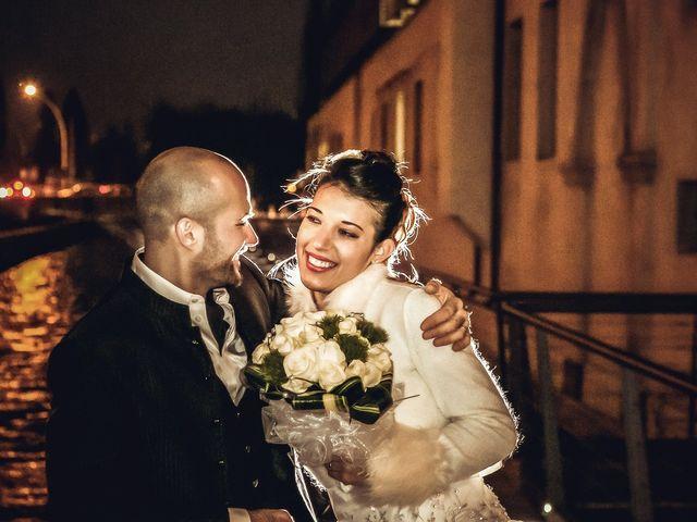 Il matrimonio di Mauro e Jessica a Vittorio Veneto, Treviso 1