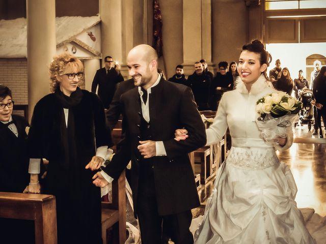 Il matrimonio di Mauro e Jessica a Vittorio Veneto, Treviso 18