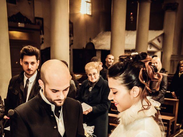 Il matrimonio di Mauro e Jessica a Vittorio Veneto, Treviso 23