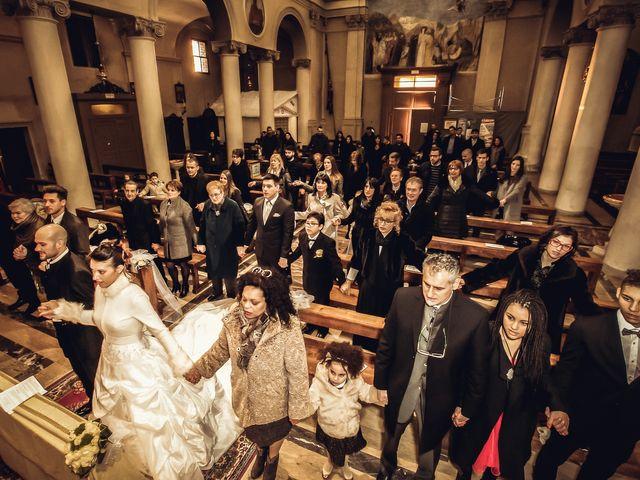 Il matrimonio di Mauro e Jessica a Vittorio Veneto, Treviso 26