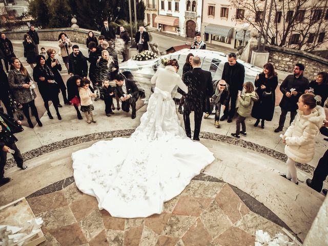 Il matrimonio di Mauro e Jessica a Vittorio Veneto, Treviso 30