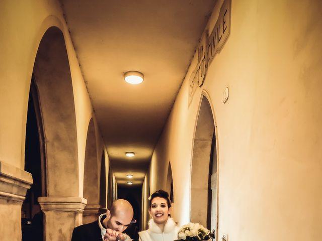 Il matrimonio di Mauro e Jessica a Vittorio Veneto, Treviso 39