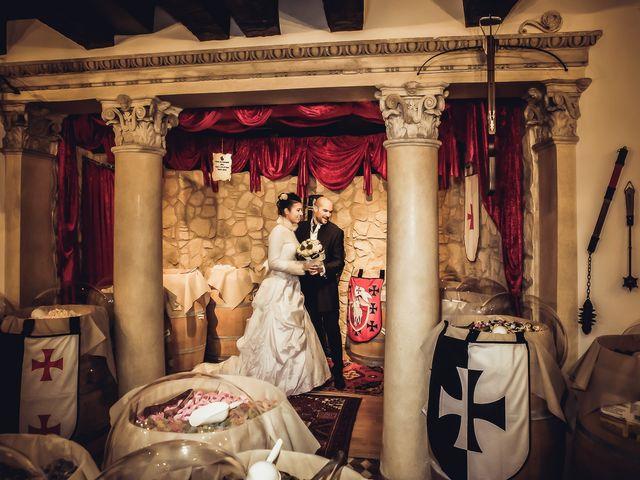 Il matrimonio di Mauro e Jessica a Vittorio Veneto, Treviso 43