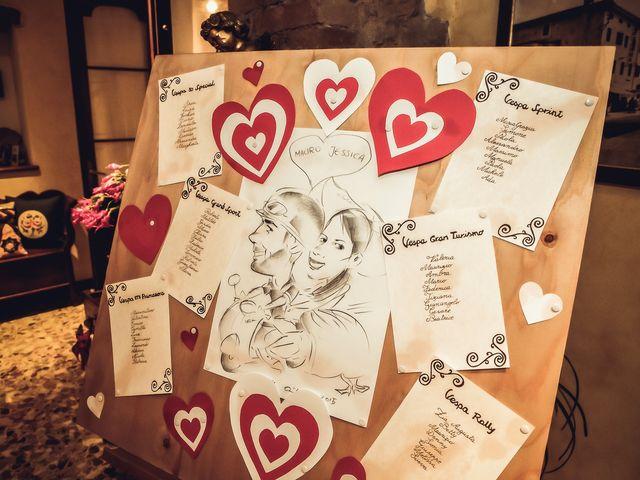 Il matrimonio di Mauro e Jessica a Vittorio Veneto, Treviso 46