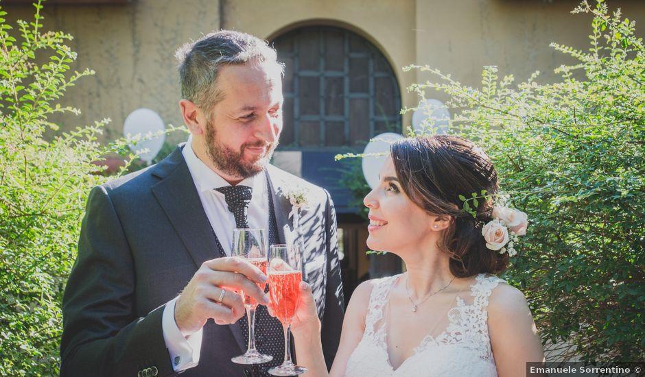 Il matrimonio di Michele e Yasmine a Isola del Cantone, Genova