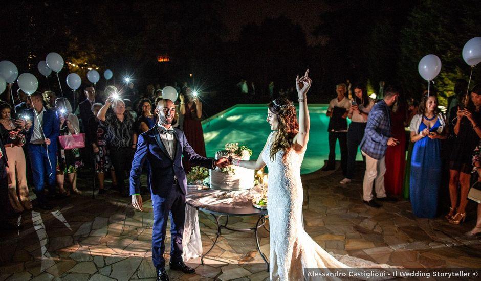 Il matrimonio di Massi e Gaia a Inveruno, Milano