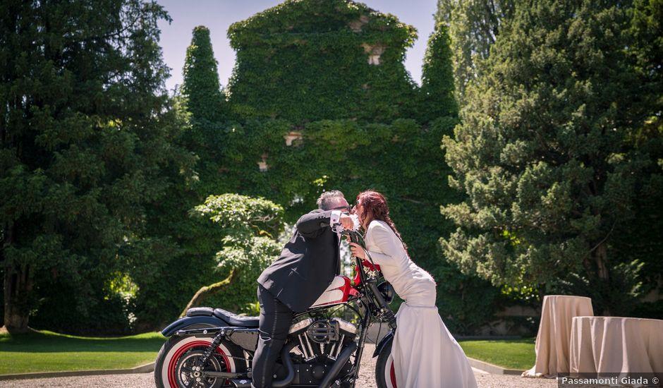 Il matrimonio di Gianluca e Cristina a Cremona, Cremona