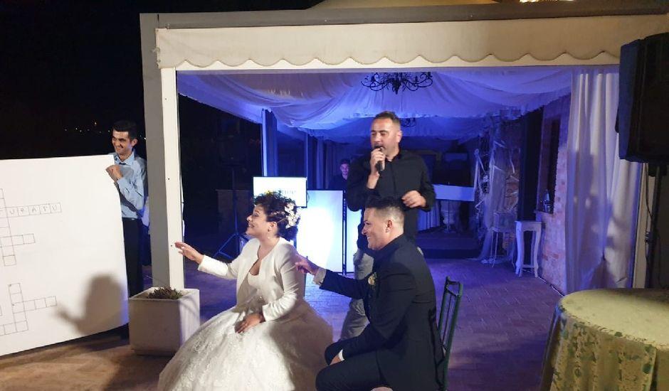 Il matrimonio di Matteo e Desi a Fermo, Fermo