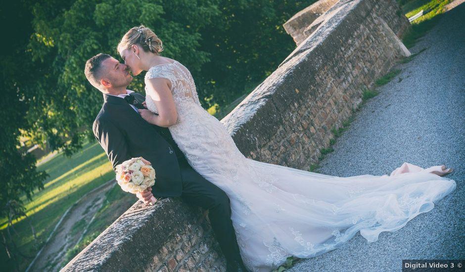 Il matrimonio di Samuele e Lidia a Ariano nel Polesine, Rovigo