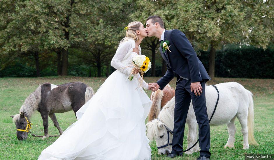 Il matrimonio di Stefano e Alessandra a Castel San Pietro Terme, Bologna