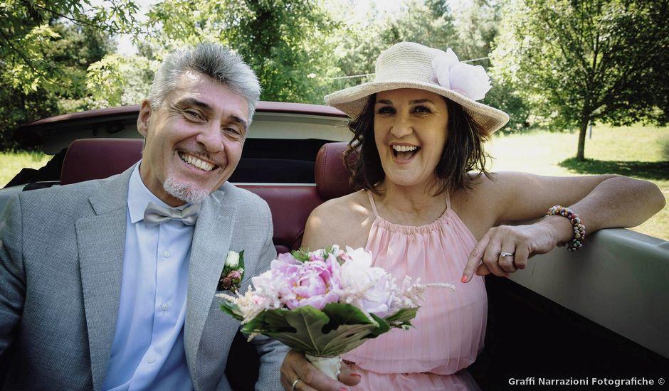 Il matrimonio di Gianpaolo e Marita a Carcare, Savona
