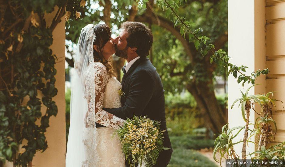 Il matrimonio di Tommaso e Caterina a Viareggio, Lucca