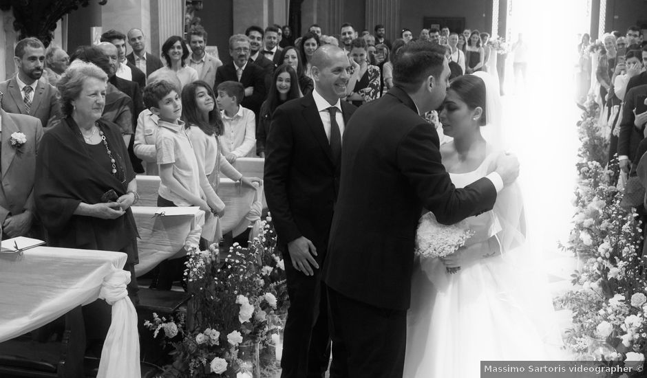 Il matrimonio di Andrea e Alice a Iseo, Brescia