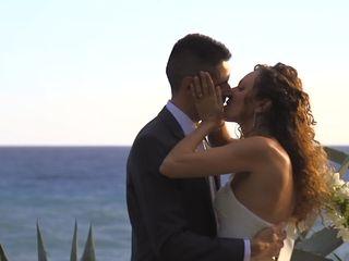 Le nozze di Serena e Simone