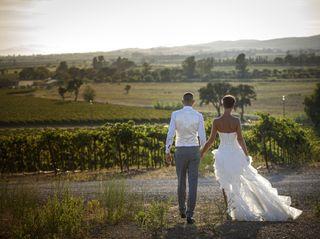 Le nozze di Virginia e Lorenzo 1