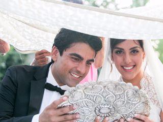 Le nozze di Homa e Hamzah 3