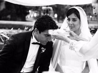 Le nozze di Homa e Hamzah