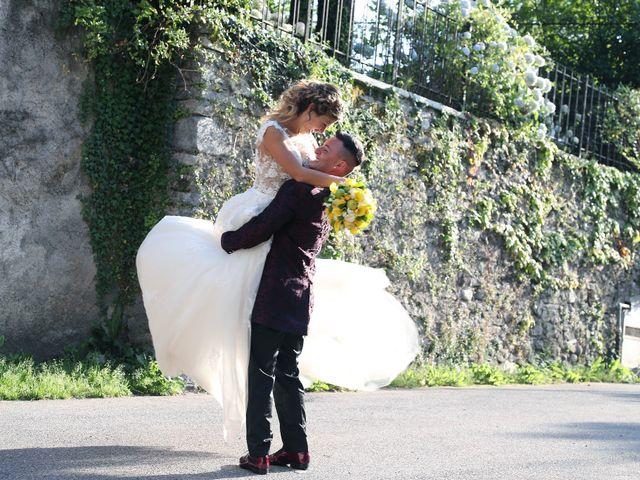 Le nozze di Elisabetta e Angelo