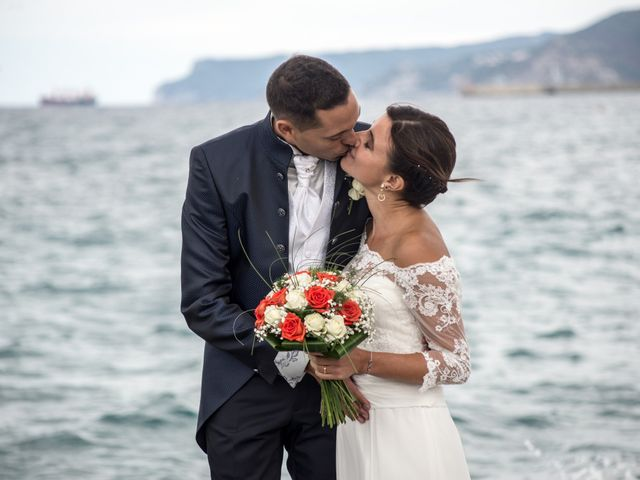 le nozze di Elisa e Alfredo