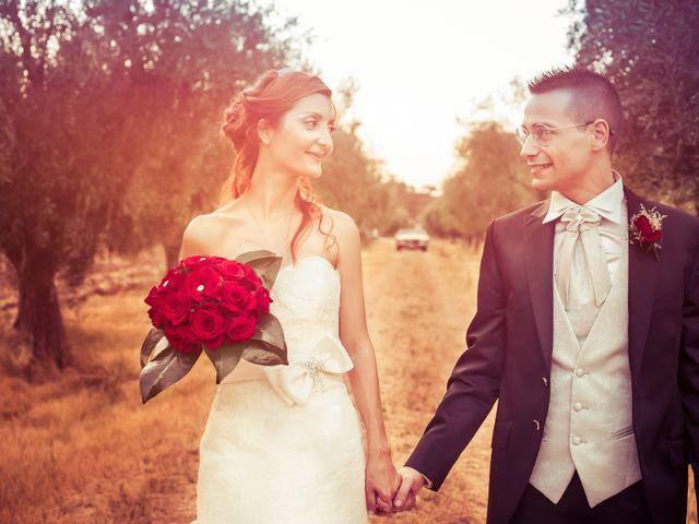le nozze di Silvia e Gianpaolo